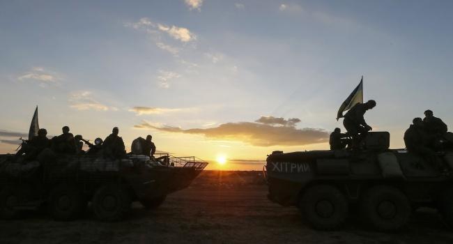 Штаб: Боевики 33 раза обстреляли позиции сил АТО