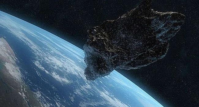 Мимо Земли пролетел астероид размером снебоскреб