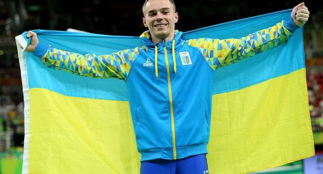 Гимнаст Верняев в 8-ой раз получил звание лучшего спортсмена месяца вгосударстве Украина