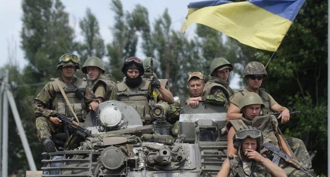 Вштабе АТО сказали о несоблюдении перемирия наДонбассе— Пулеметы игранатометы