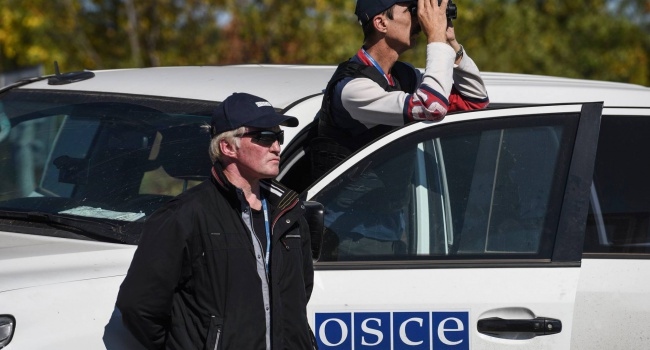 Боевики против ОБСЕ— новое происшествие вДонбассе