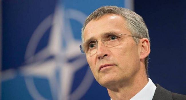 Европе нужен разговор сРоссией— генеральный секретарь НАТО