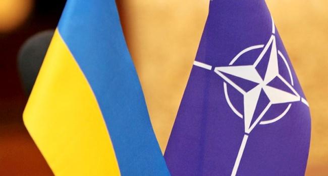 НАТО поможет Украине остановить боевиков