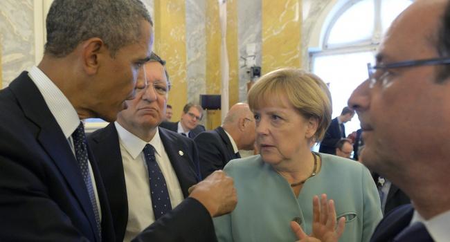 РФзаблокировала переговоры в«нормандском формате» врамках саммита G20