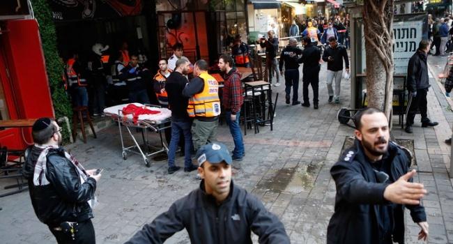 При обрушении строящегося дома вТель-Авиве пропали 20 человек