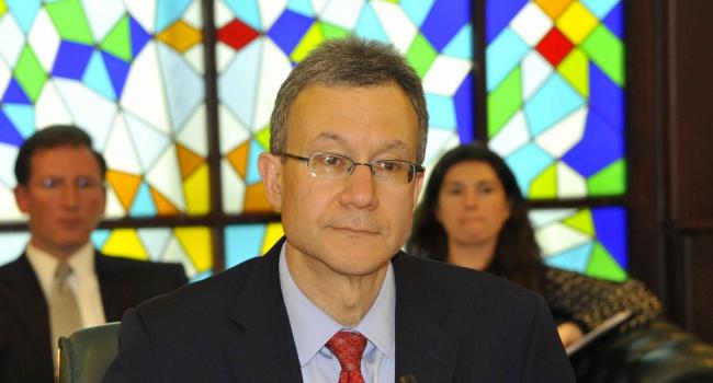 ВУзбекистан прибыл посланник президента США
