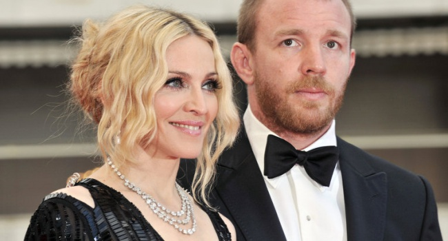 Мадонна иРичи приняли решение вопрос обопекунстве над сыном