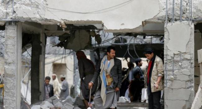 ВЙемене неменее 21 мирный гражданин умер отавиаударов,