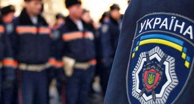 Активисты «Азова» атакуют стройку наСвятошино, есть пострадавшие