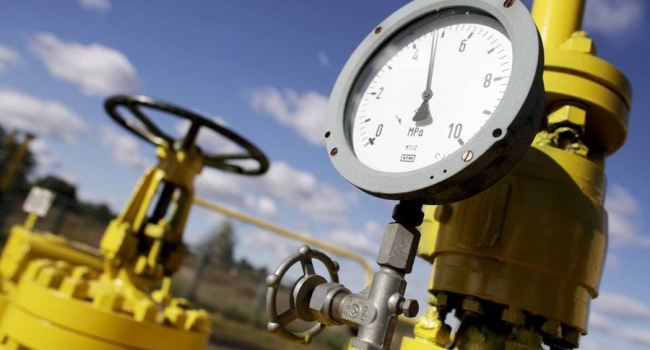 У Путина отреагировали на аварию газопровода в Украине