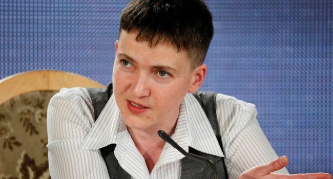 Савченко освоем пьяном ДТП: сомной все превосходно