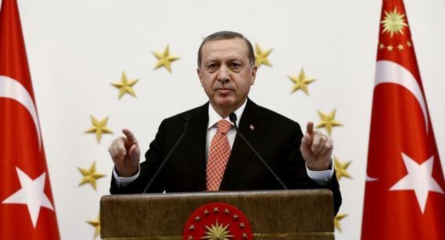 Эрдоган обвинил курдов впопытке сорвать операцию Турции вСирии