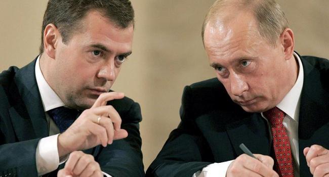 Генеральная прокуратура Украины размышляет над тем, как объявить подозрения Путину иМедведеву