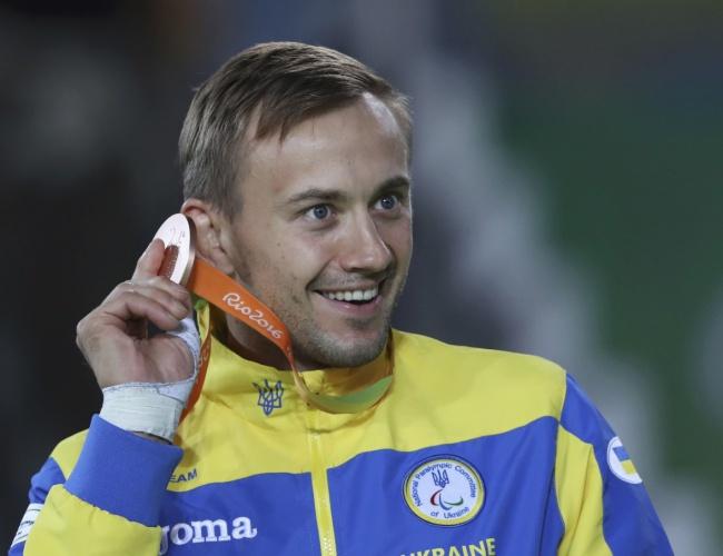 НаПаралимпийских играх украинская сборная завоевала уже 80 наград