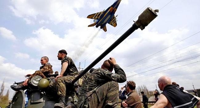 Ни Российской Федерации, ниУкраине невыгодно забирать этот Донбасс себе— Орешкин