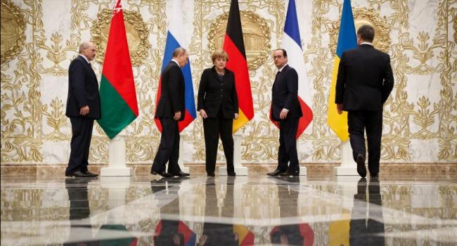 Путину придется возвращаться в Нормандский формат, – Горбач