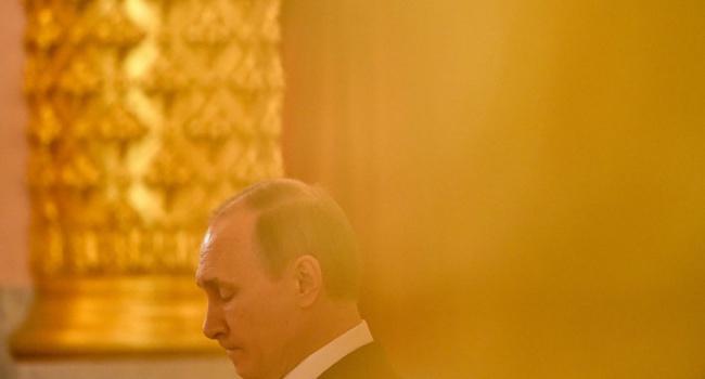 Паранойя заманивает Путина во все более глубокую изоляцию