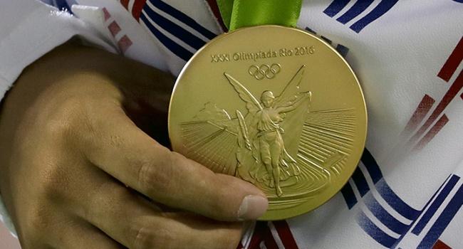 Виктор Смирнов завоевал серебро наПаралимпийский играх вРио
