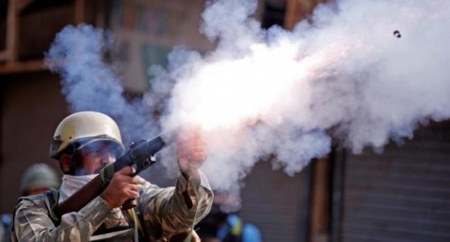 Индия заявила о нападении Пакистана на военную базу в Ури