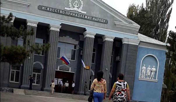 Крымский Бандеровец о том, как прошли выборы в оккупированном Крыму (ВИДЕО)