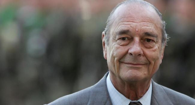 Экс-президент Франции Жак Ширак доставлен впарижскую поликлинику слегочной инфекцией