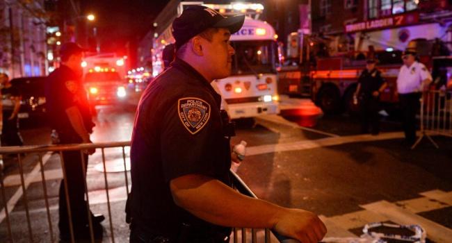 Мэр Нью-Йорка назвал взрывы наМанхэттене ивНью-Джерси актами террора