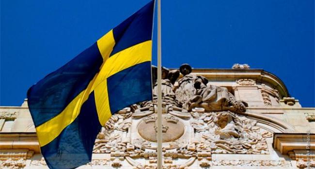 Швеция непризнает выборы в Государственную думу РФ вКрыму,— руководитель МИД