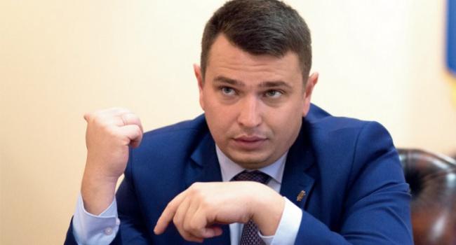 Голова НАБУ Артем Ситник перетворюється на «корупційну прокладку» - блогер