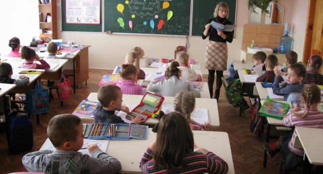 ВДонецкой области уже почти 60% украиноязычных школ,— Жебривский