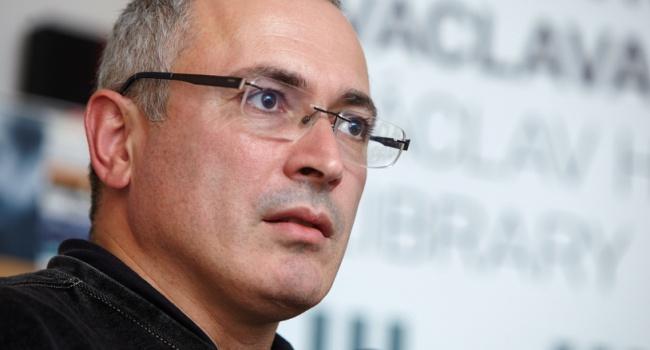 Жулье: Ходорковский подвел результаты выборов вРФ
