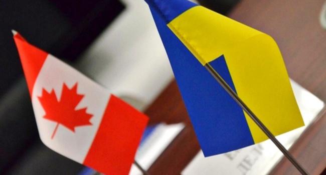 Канада отказалсь рассматривать вопрос введения безвизового режима для жителей Украинского государства