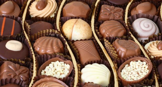 Вгосударстве Украина выросло производство шоколада