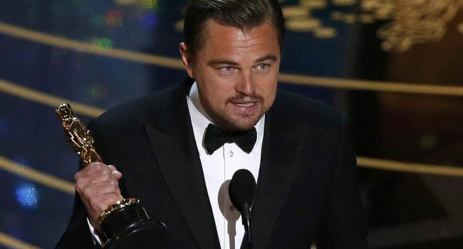 Похищенный много лет назад Оскар пылился в доме Леонардо ДиКаприо