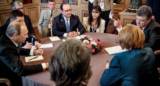 НаБанковой озвучили условия для встречи «нормандской четверки»