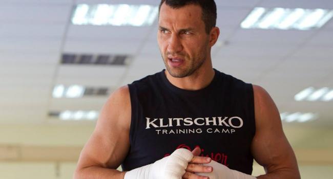 Энтони Джошуа готов побить Кличко