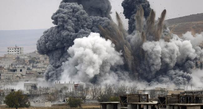 Российской Федерации выдвинули серьезнейшие обвинения завойну вСирии
