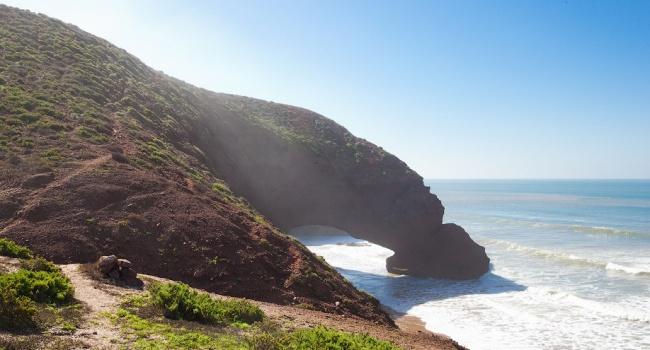 Пляж Легзира в Марокко - фото, описание, серфинг