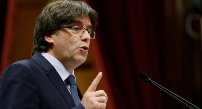 ВКаталонии сообщили, что проведут референдум относительно независимости осенью последующего 2017-ого года