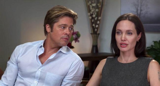 Новые детали развода Джоли иПитта