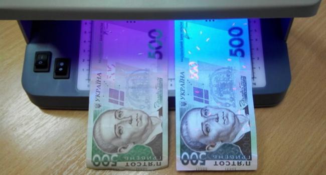 НБУ: ВУкраїні зафіксували збільшення кількості фальшивої валюти