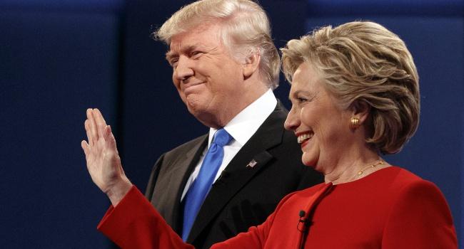 Опрос Reuters: Клинтон опережает Трампа на5%