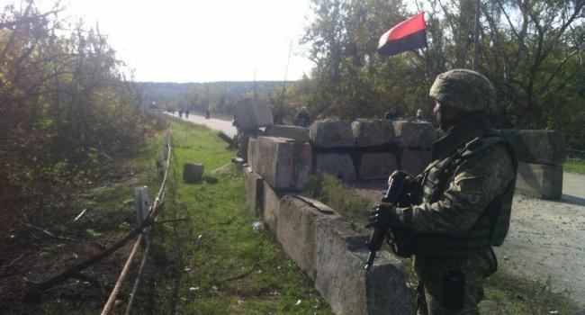 Силовики обстреляли район участка разведения сил вДонбассе— ЛНР