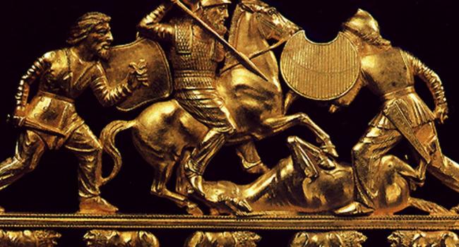 Нищук повідомив про перешкоди для України намайбутній суд щодо «скіфського золота»