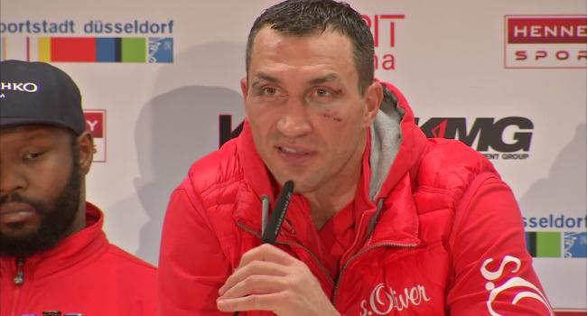 Свой следующий бой Кличко может проиграть, - букмекеры