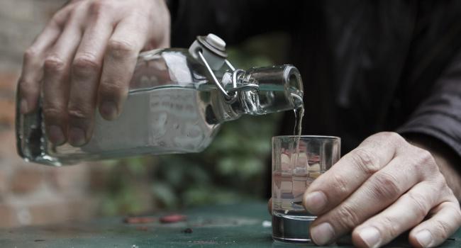 ВХарькове арестовали подозреваемого впроизводстве суррогатного алкоголя