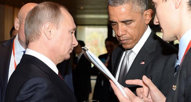 Путин предложил Обаме уйти из Донбасса в обмен на Крым и пять стран, - Гавриш