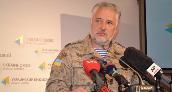 Жебривский: на Донбассе реализовуются более 800 инфраструктурных проектов