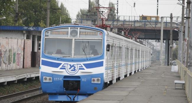 Ваэропорт Киев могут запустить электричку