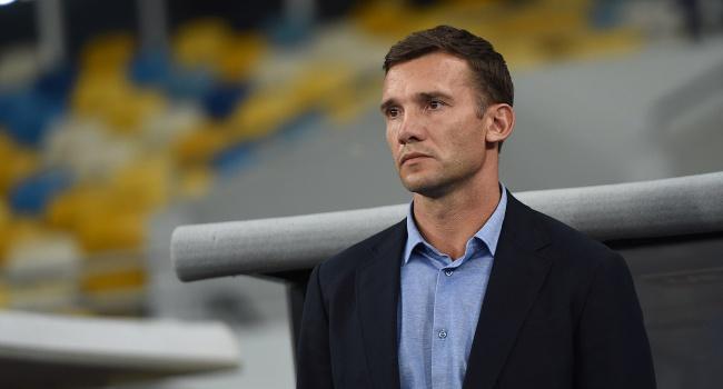 Шевченко: сборная не смогла выиграть из-за усталости