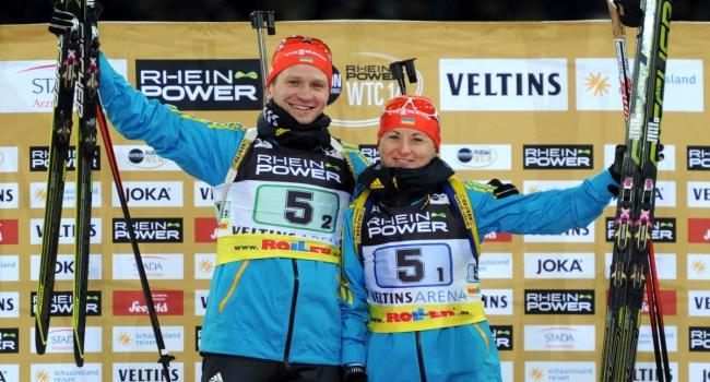 Украинские биатлонисты получили супервозможности для подготовки к Олимпиаде